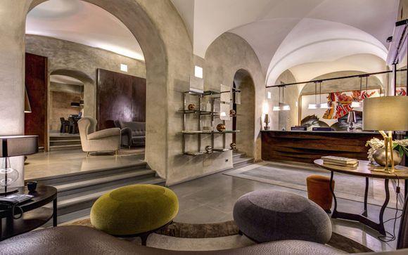 Résidence hôtelière Palazzo Al Velabro 4*