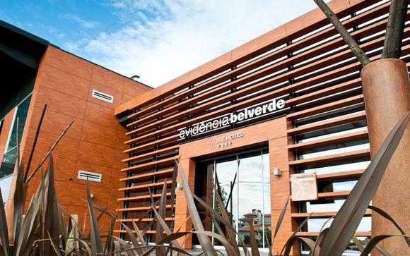 Poussez les portes de votre hôtel Evidencia Belverde Atitude 4*