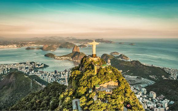 Circuit Découverte du Brésil en 11 jours / 8 nuits