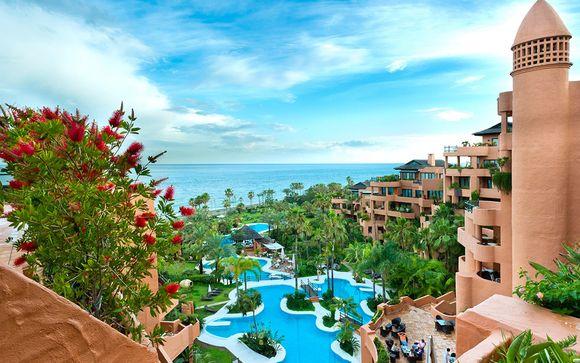 Espagne Estepona - Kempinski Hotel Bahia 5* à partir de 199,00 € (199.00 EUR€)