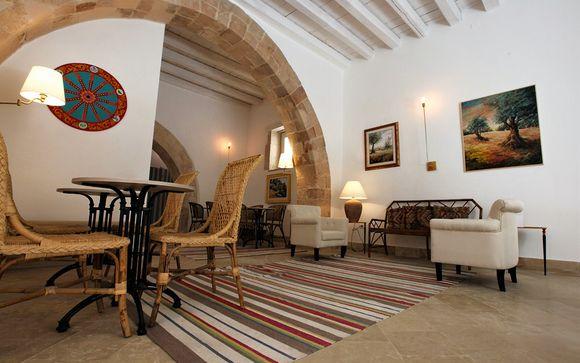 Poussez les portes de l'AllegroItalia Siracusa Ortigia 4*