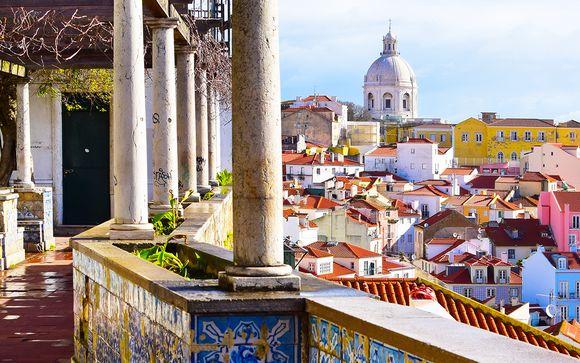 Hôtel Mystère 4* à Lisbonne