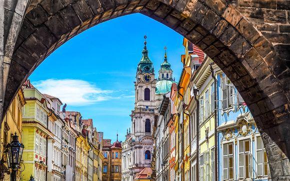 Rendez-vous... à Vienne et à Prague