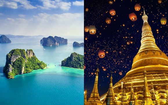 Tour Privé de Birmanie au départ de Yangon