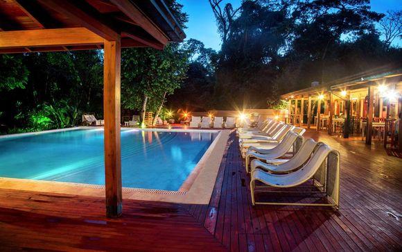 Poussez les portes de l'hôtel La Cantera Jungle 4* à Iguazu (ou similaire)
