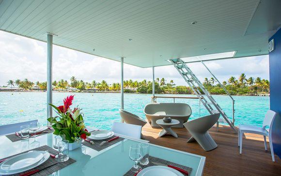 Poussez les portes du Créole Beach Hôtel & Spa 4* et de l'Aqua Lodge