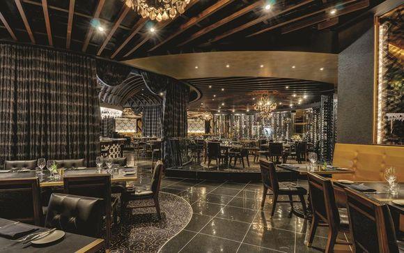 Poussez les portes de l'hôtel Aria Resort Las Vegas 5*