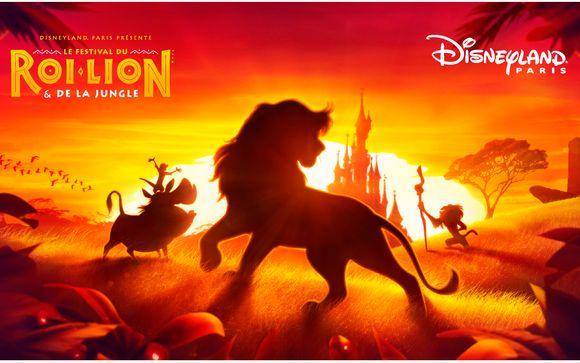 Le Festival du Roi Lion et de la Jungle à Disneyland Paris®