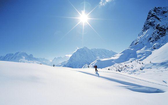Résidences Pierre & Vacances à la montagne