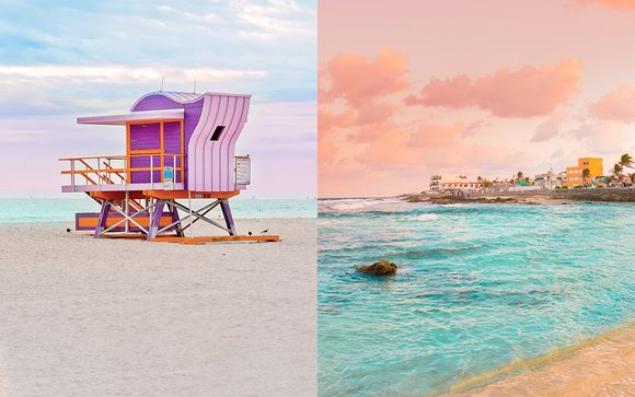 Combiné Urbanica The Meridian 4* et Barcelo Maya Beach 5*