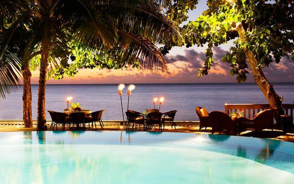 Poussez les portes de l'hôtel Tahiti Pearl Beach Resort 4*