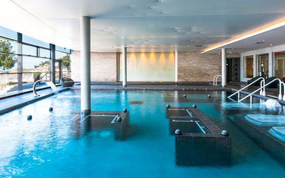 France Pléneuf-Val-André - Spa Marin du Val André Thalasso Resort 4* à partir de 73,00 € (73.00 EUR€)