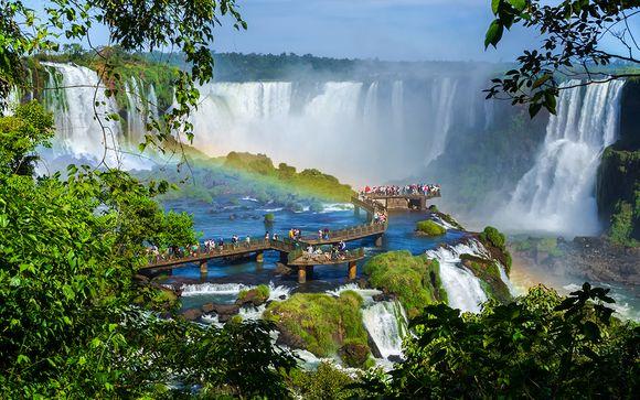 Zoom sur votre extension de 2 nuits possible à Iguazu
