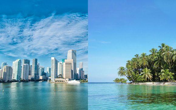 Combin� 5* Nautilus Miami et Westin Playa Bonita Panama