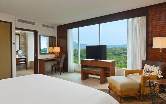 Poussez les portes de l'hôtel Westin Playa Bonita 5*