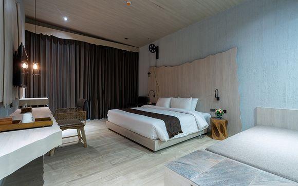 Poussez les portes de l'hôtel Kalima Khao Lak 5*