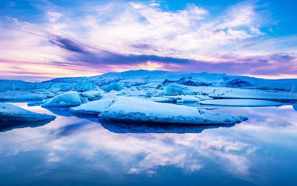 Icelandair Hotel Reykjavik Marina 4* avec excursions incluses