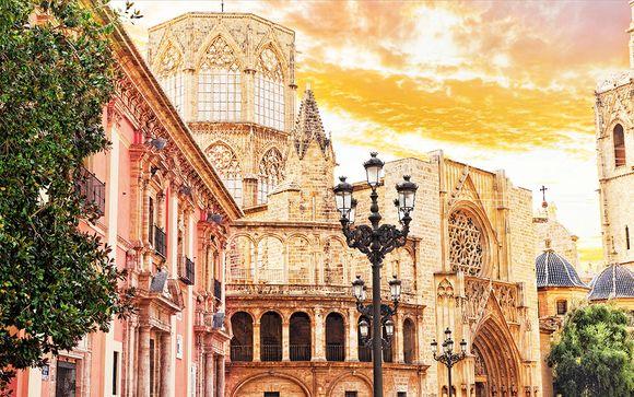 Silken Puerta Valencia 4*