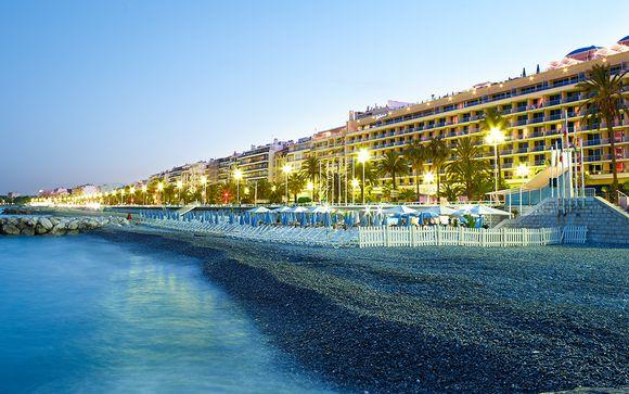 Votre extension à l'hôtel Radisson Blu Nice 4*