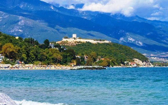 Zoom sur votre programme Autotour Thessalonique d'Est en Ouest