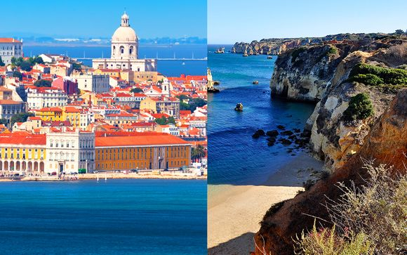 Combiné Portugal 4* : Hôtel Ramada Lisbon et Hôtel Baia Cristal Beach