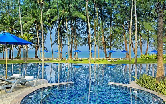 Poussez les portes de l'hôtel Manathaï Khao Lak 5*