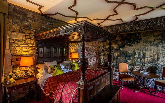 Poussez les portes de votre Thornbury Castle