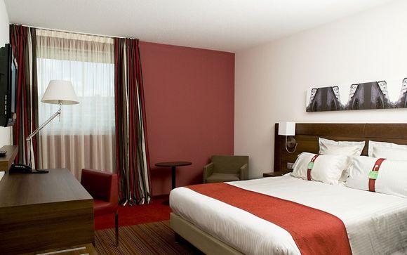 Poussez les portes de votre Hôtel Holiday Inn Mulhouse 4*