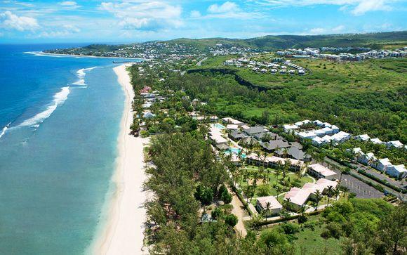 Combiné hôtel Le Récif à la Réunion & Hôtel Le Tamassa 4* à Maurice