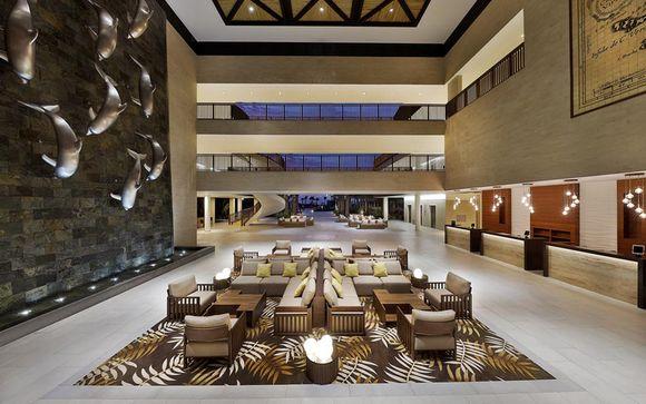 Poussez les portes de l'hôtel Hilton Cabo Verde Sal Resort 5*