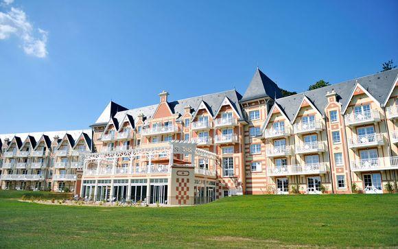 Résidence B'O Cottage 4*