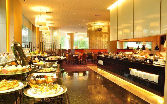 Poussez les portes de l'hôtel Century Park 4* à Bangkok