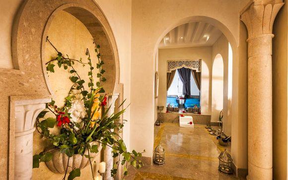 Poussez les portes du Hasdrubal Thalassa & Spa Yasmine Hammamet 5*