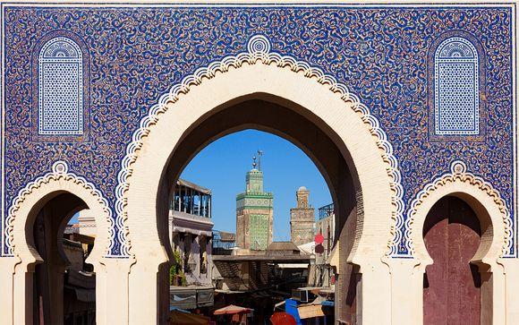 Circuit privatif : Le Maroc et ses villes imp�riales