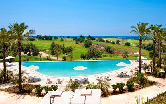 Hôtel Donnafugata Golf Resort & Spa 5*