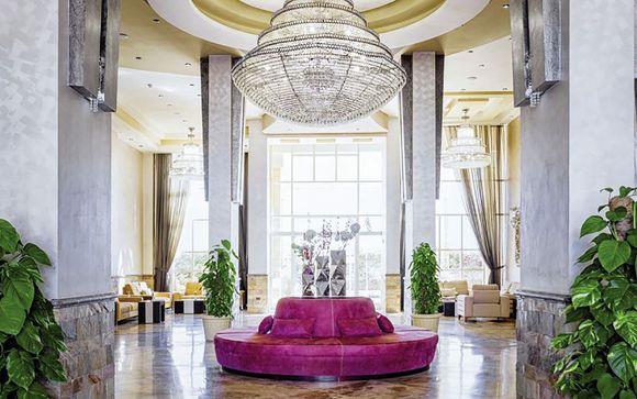 Poussez les portes de l'Hôtel Samra Bay Resort 4*