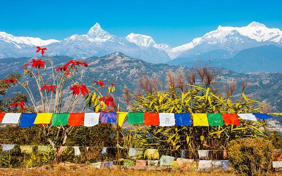 Circuit Les Trésors du Népal en 9 nuits et treck de 2 nuits en option
