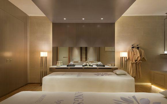 Poussez les portes de l'hôtel Icon Hong Kong 5*