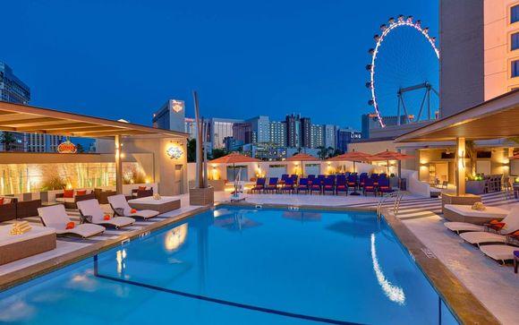 Poussez les portes du Westin Las Vegas Hotel & Spa 4* à Las Vegas