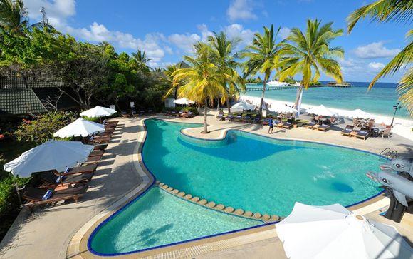 Votre fin de séjour balnéaire à l'hôtel Paradise Island Resort & Spa aux Maldives