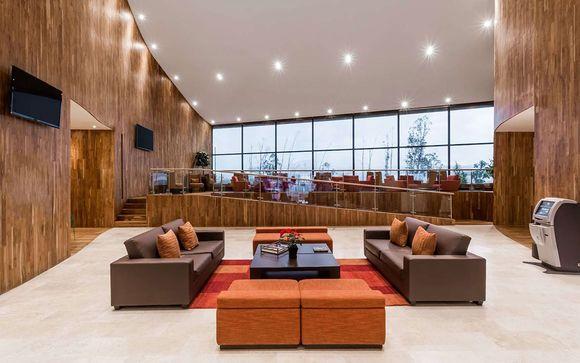 Votre séjour à l'hôtel Wyndham Airport 5* à Quito