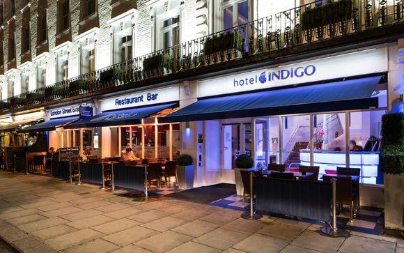 Poussez les portes de l'Indigo London Paddington 4*