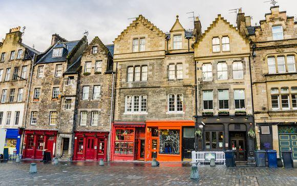 Rendez-vous... à Edimbourg
