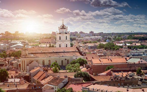 Rendez-vous près de Vilnius