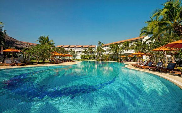 Poussez les portes de l'hôtel Hôtel Aonang Villa Resort 4* à Krabi