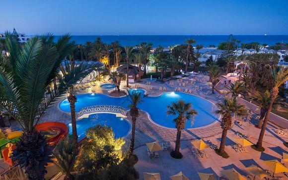 Poussez les portes de l'hôtel Marhaba Sousse 4*