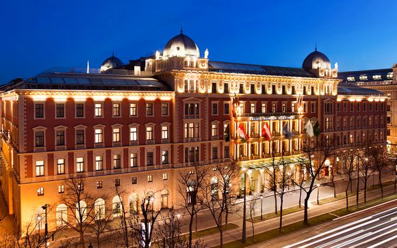 Autriche Vienne - Hôtel Palais Hansen Kempinski 5* à partir de 163,00 € (163.00 EUR€)
