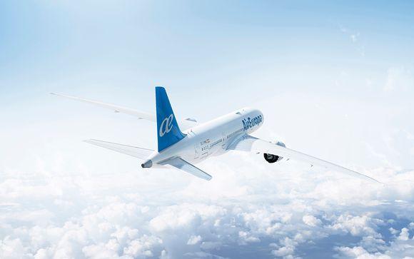 Offrez-vous le luxe de la classe affaires avec Air Europa