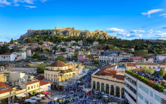 Rendez-vous... à Athènes