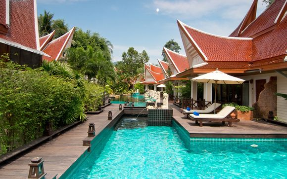Panviman Koh Chang Resort & Spa 4*